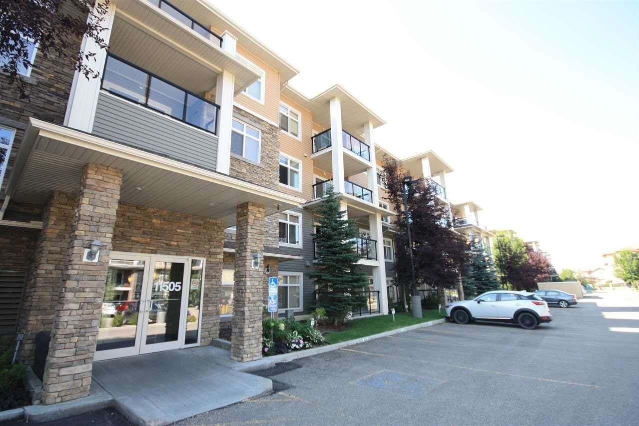 Condo for sale at 11505 Ellerslie Rd SW Unit 234 Edmonton Alberta - MLS: E4210885