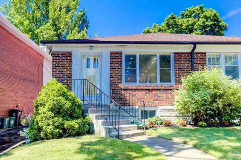Townhouse for sale at 234 Airdrie Rd Toronto Ontario - MLS: C4801888