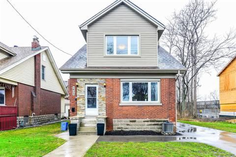 House for sale at 234 Beach Blvd Hamilton Ontario - MLS: X4423251