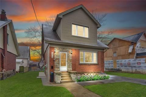 House for sale at 234 Beach Blvd Hamilton Ontario - MLS: X4704709