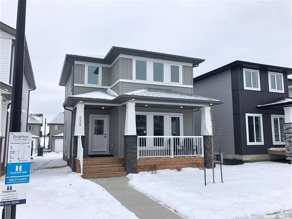 House for sale at 234 Dubois Cres Saskatoon Saskatchewan - MLS: SK787187