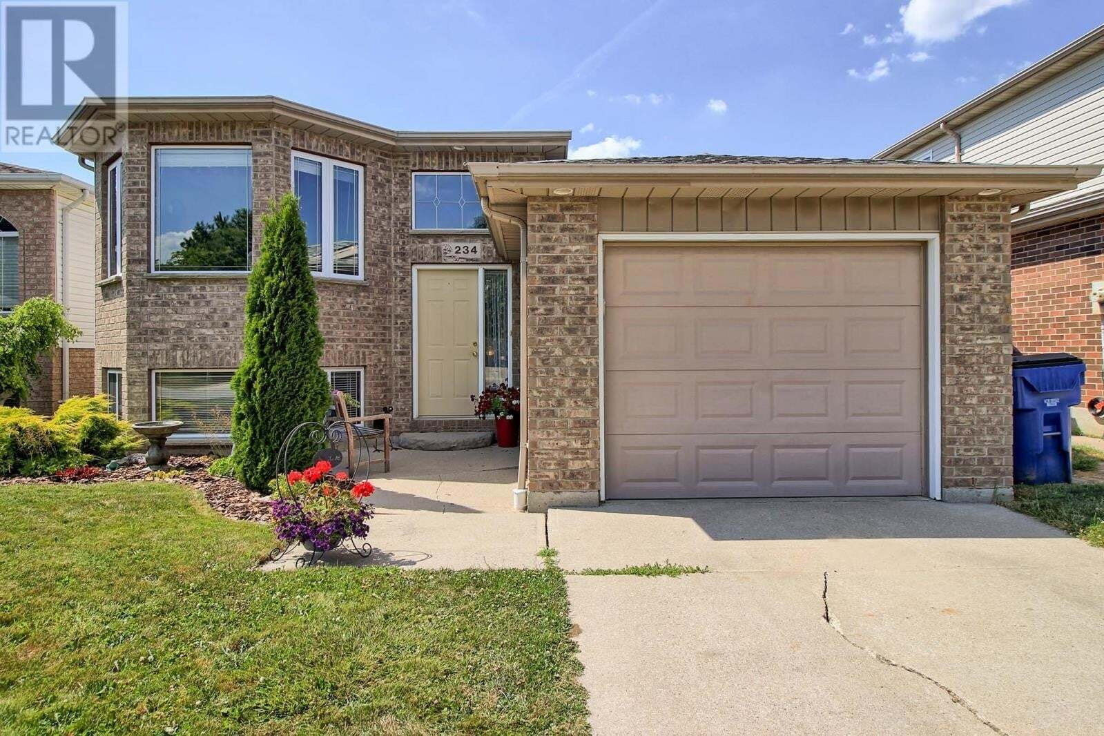 House for sale at 234 Greenfield Ln Chatham Ontario - MLS: 20007896