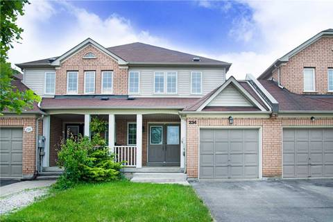 Townhouse for sale at 234 Hampshire Wy Milton Ontario - MLS: W4492128