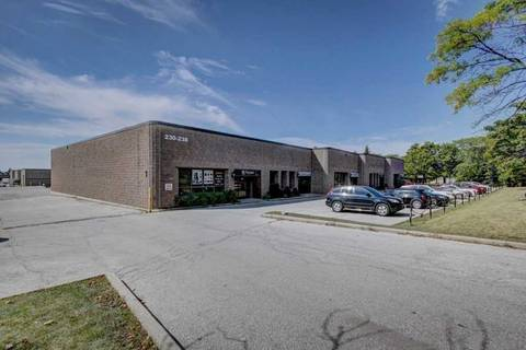 Commercial property for lease at 234 Hood Rd Markham Ontario - MLS: N4715101