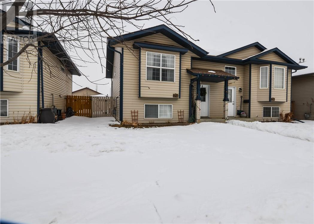 For Sale: 234 Kendrew Drive, Red Deer, AB | 3 Bed, 2 Bath Townhouse for $225,000. See 18 photos!