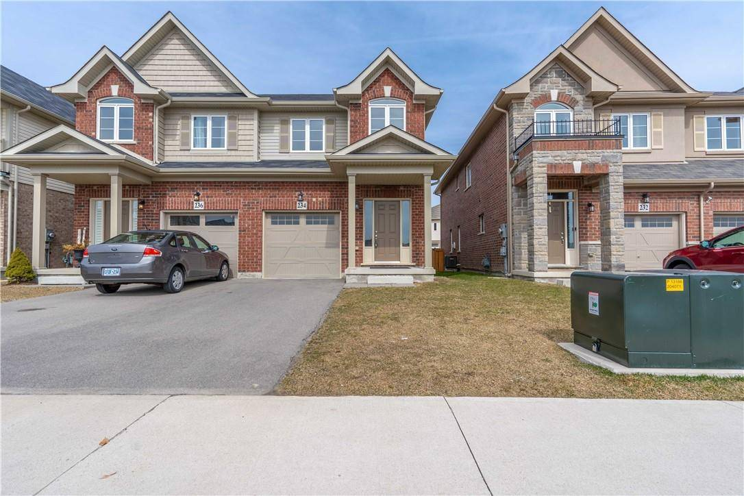 House for sale at 234 Lormont Blvd Stoney Creek Ontario - MLS: H4075084