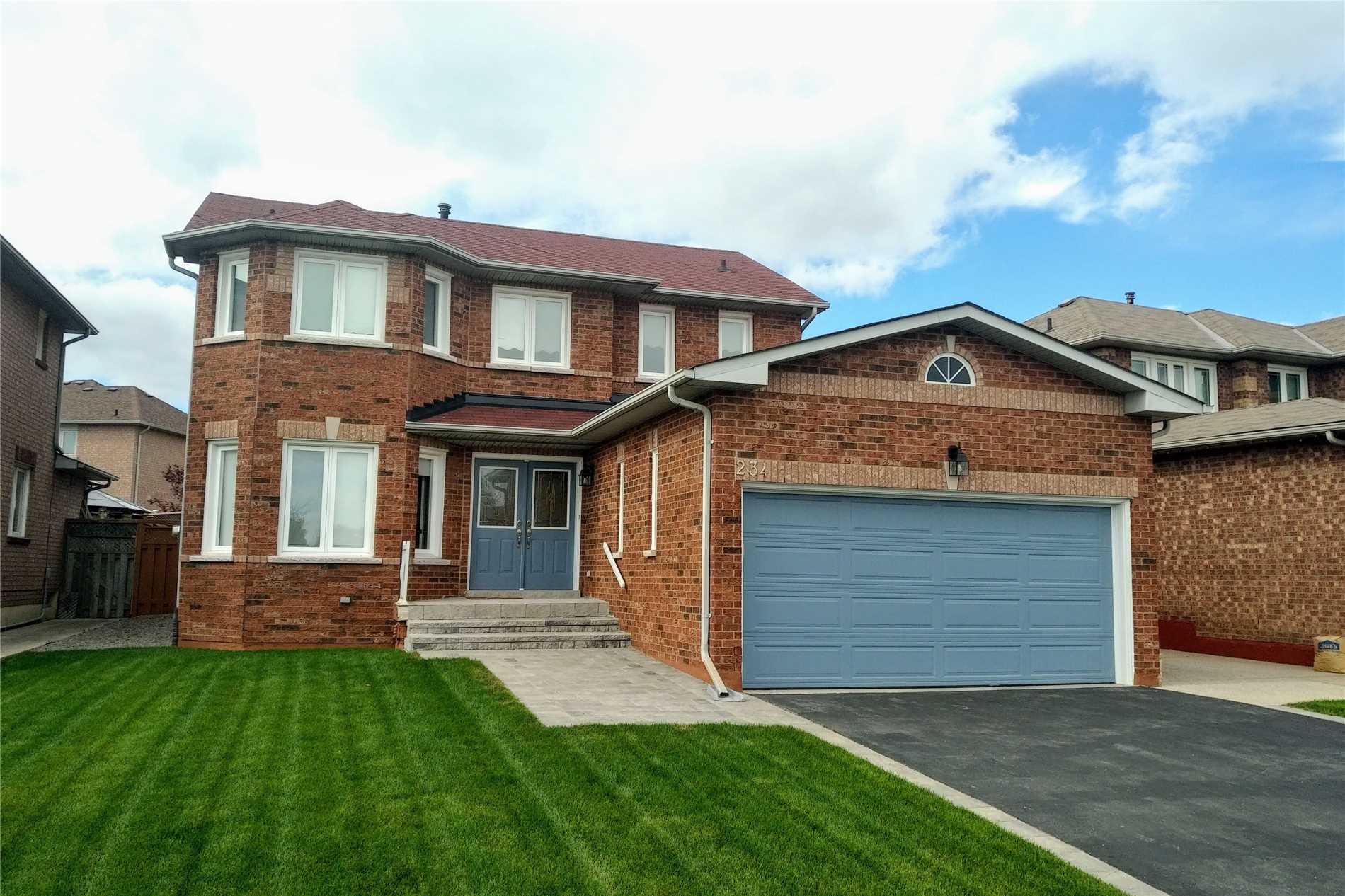 House for sale at 234 Melville Avenue Vaughan Ontario - MLS: N4309528