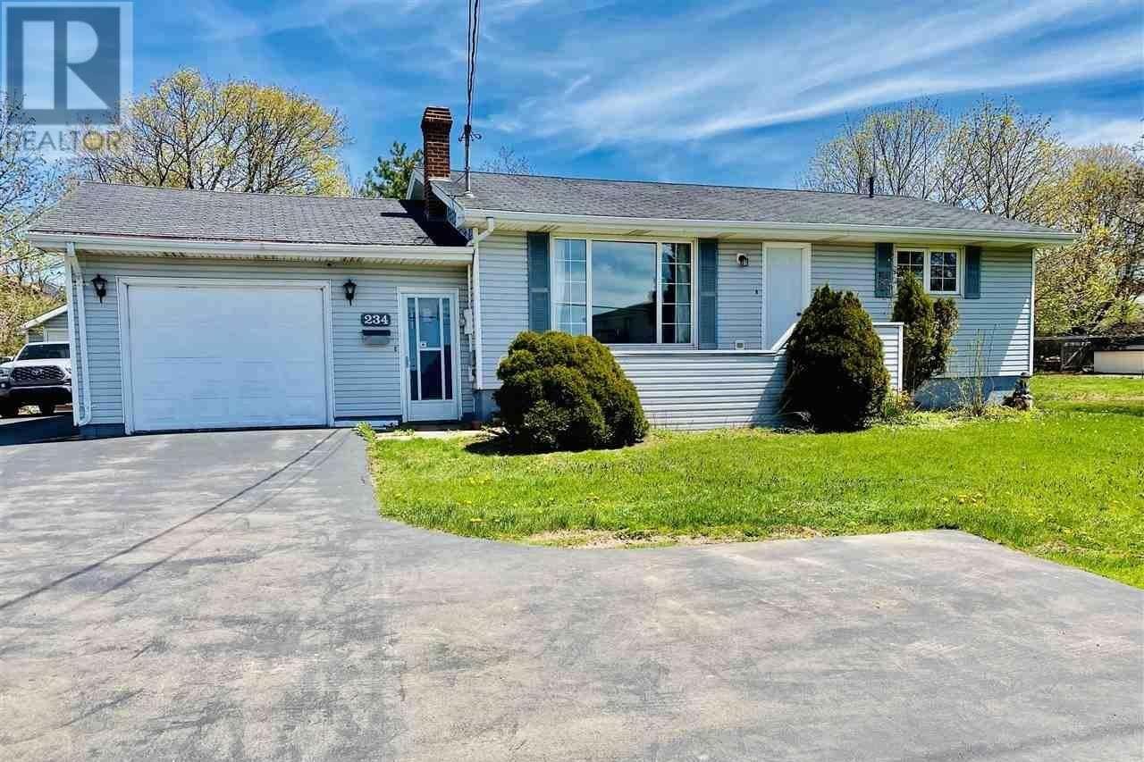 House for sale at 234 Mount Edward Rd Sherwood Prince Edward Island - MLS: 202009015