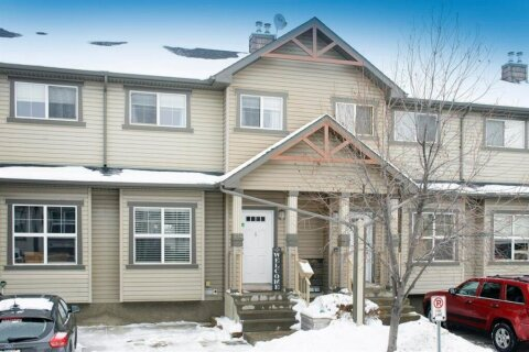 Townhouse for sale at 234 Ranch Ridge Meadow Strathmore Alberta - MLS: A1048177