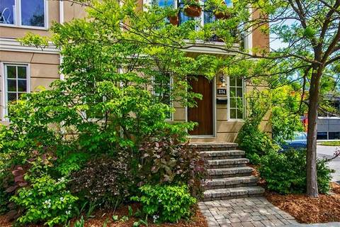 Townhouse for sale at 234 Randall St Oakville Ontario - MLS: O4418152