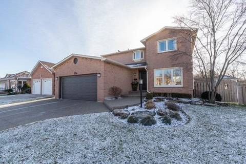 House for sale at 234 River Oaks Blvd Oakville Ontario - MLS: W4672672