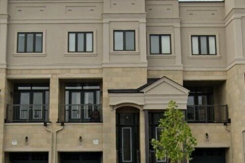 Townhouse for rent at 234 Thomas Cook Ave Vaughan Ontario - MLS: N5075246