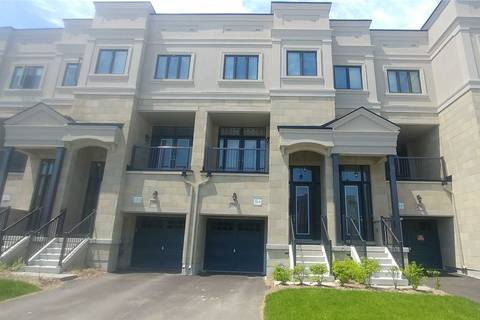 Townhouse for sale at 234 Thomas Cook Ave Vaughan Ontario - MLS: N4386008