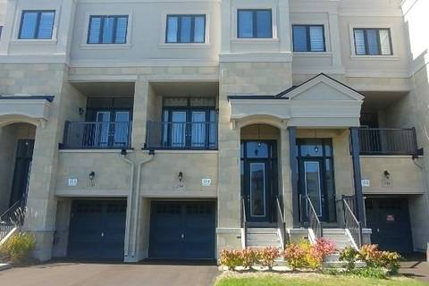 Townhouse for sale at 234 Thomas Cook Ave Vaughan Ontario - MLS: N4538457