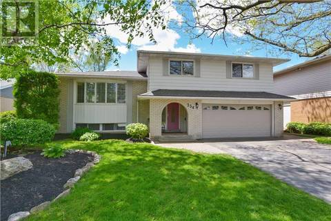 House for sale at 234 Vance Dr Oakville Ontario - MLS: 30739994