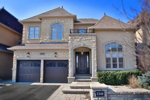 House for sale at 2340 Gamble Rd Oakville Ontario - MLS: W4390095