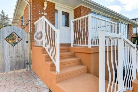 Townhouse for sale at 2340 Whaley Dr Mississauga Ontario - MLS: W4631358
