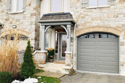 Townhouse for sale at 2340 Whistling Springs Cres Oakville Ontario - MLS: W5079741