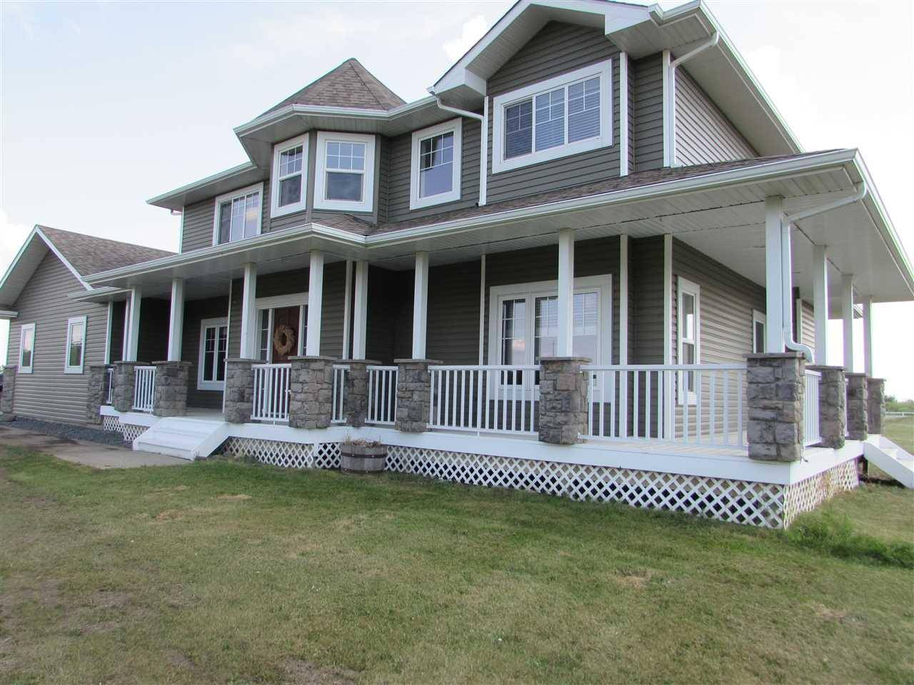House for sale at 23415 Twp  Rural Sturgeon County Alberta - MLS: E4139126