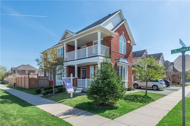 For Rent: 2342 Calloway Drive, Oakville, ON   4 Bed, 4 Bath House for $3,850. See 19 photos!