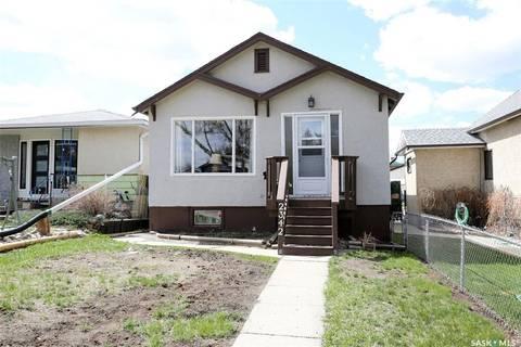 House for sale at 2342 Lindsay St Regina Saskatchewan - MLS: SK771475