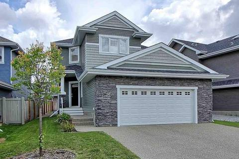 House for sale at 2342 Sparrow Cres Nw Edmonton Alberta - MLS: E4151687