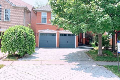 House for sale at 2342 Yorktown Circ Mississauga Ontario - MLS: W4600476