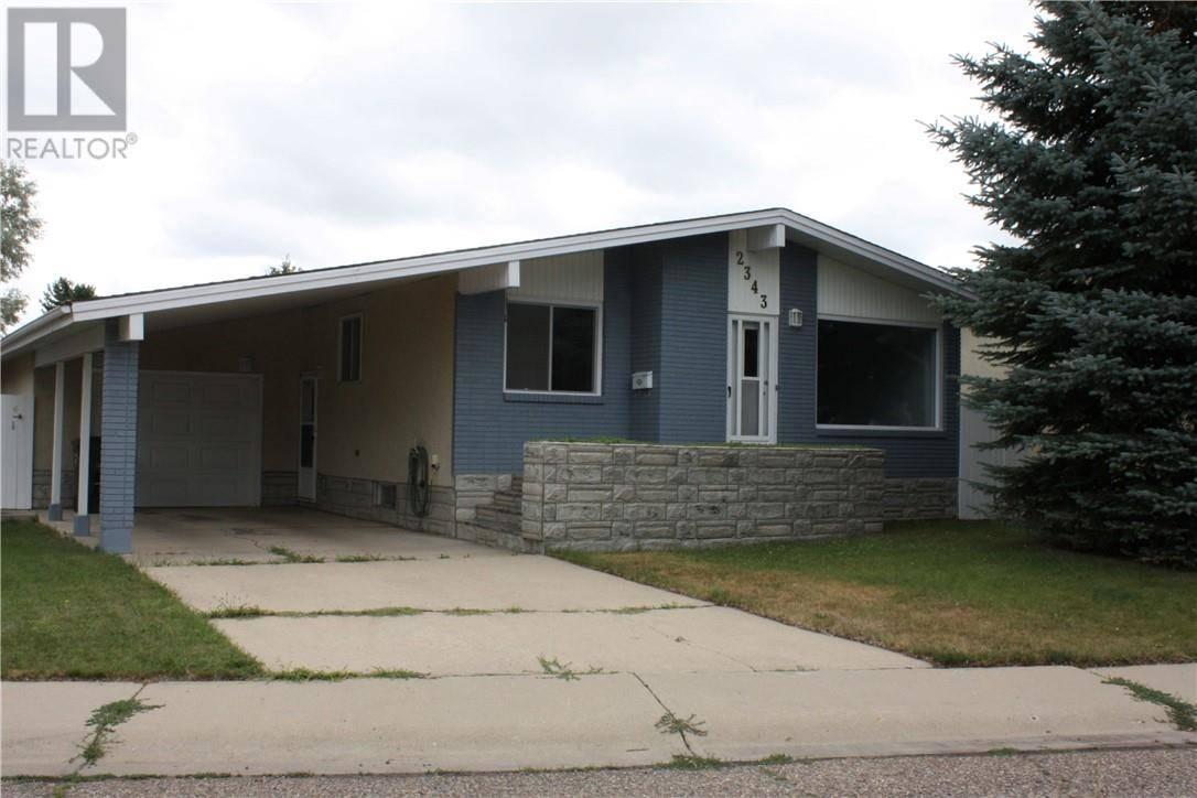 House for sale at 2343 Cavan Pl Se Medicine Hat Alberta - MLS: mh0175570