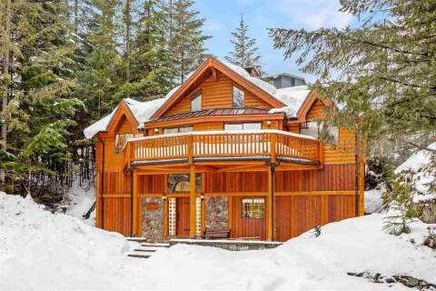 House for sale at 2343 Cheakamus Wy Whistler British Columbia - MLS: R2447542