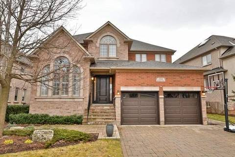 House for sale at 2344 Presquile Dr Oakville Ontario - MLS: W4678892