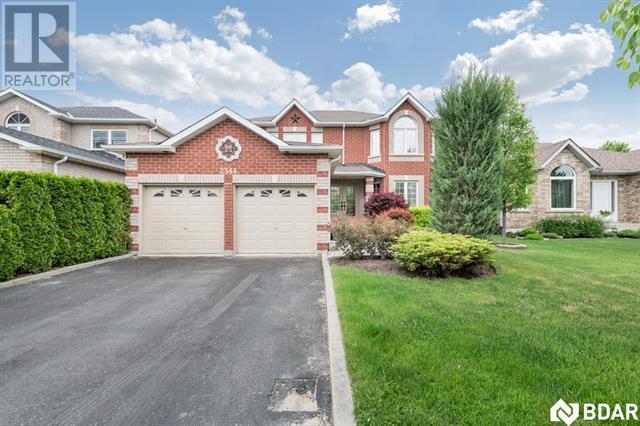 House for sale at 2344 Warrington Way Innisfil Ontario - MLS: N4156109
