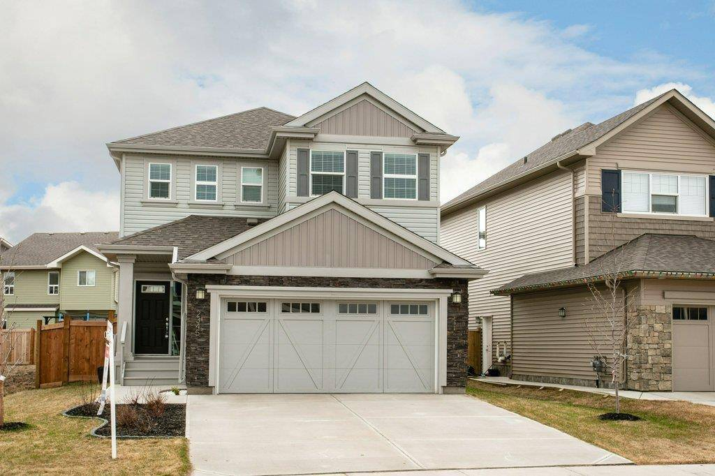 House for sale at 2345 Cassidy Wy Sw Edmonton Alberta - MLS: E4191040