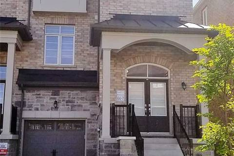 Townhouse for sale at 2345 Usman Rd Pickering Ontario - MLS: E4504419