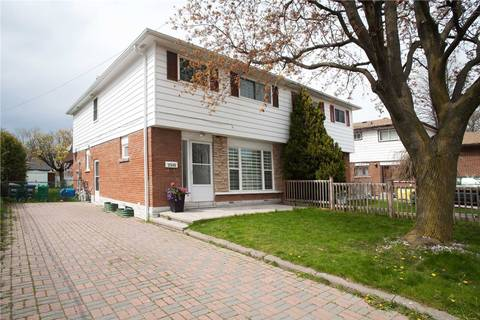 Townhouse for sale at 2345 Whaley Dr Mississauga Ontario - MLS: W4466471