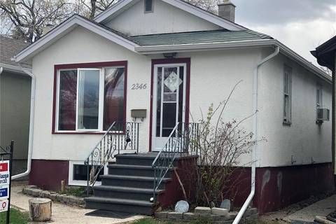 House for sale at 2346 Mcdonald St Regina Saskatchewan - MLS: SK771854