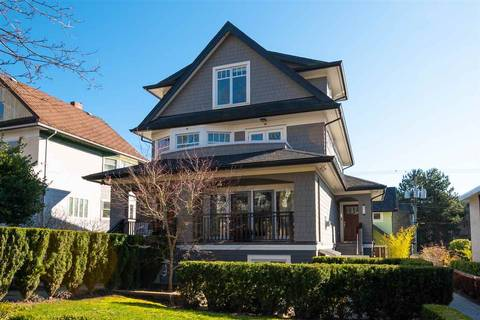 Townhouse for sale at 2346 8th Ave W Vancouver British Columbia - MLS: R2447049