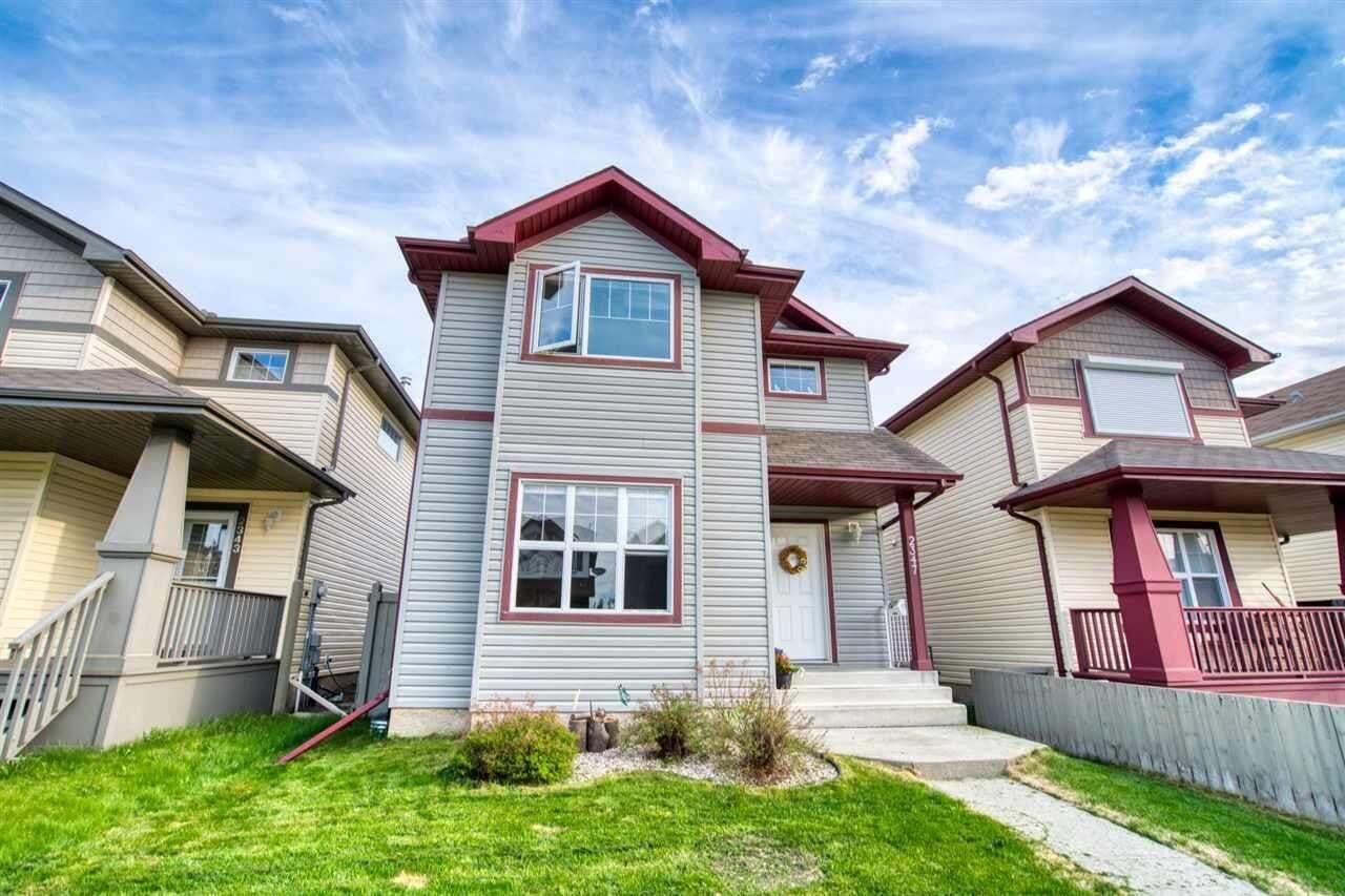 House for sale at 2347 30 Av NW Edmonton Alberta - MLS: E4206786