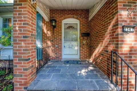 House for rent at 2347 Bennington Gt Oakville Ontario - MLS: W4958139
