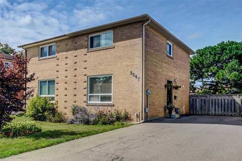 Townhouse for sale at 2347 Brookhurst Rd Mississauga Ontario - MLS: W4578803