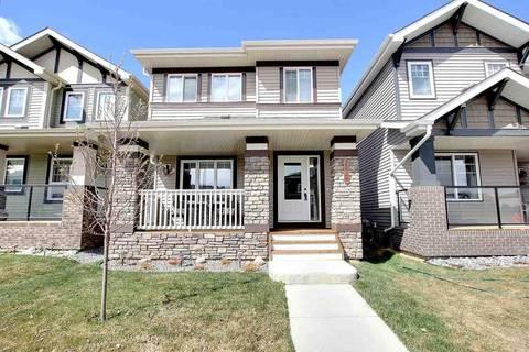 House for sale at 2347 Casey Cres Sw Edmonton Alberta - MLS: E4153632