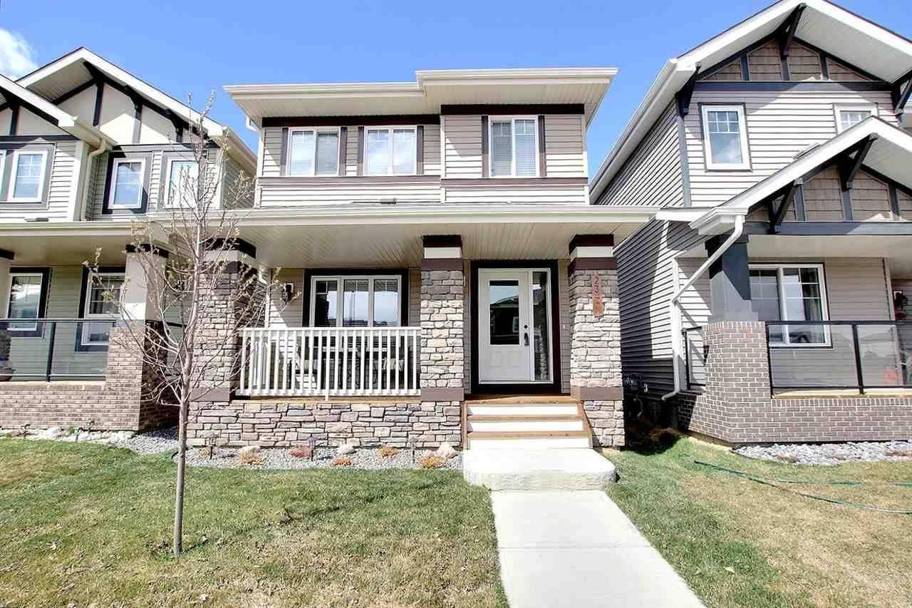 House for sale at 2347 Casey Cres Sw Edmonton Alberta - MLS: E4168015