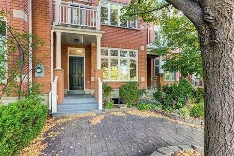 Townhouse for sale at 2348 Munn's Ave Oakville Ontario - MLS: W4589036