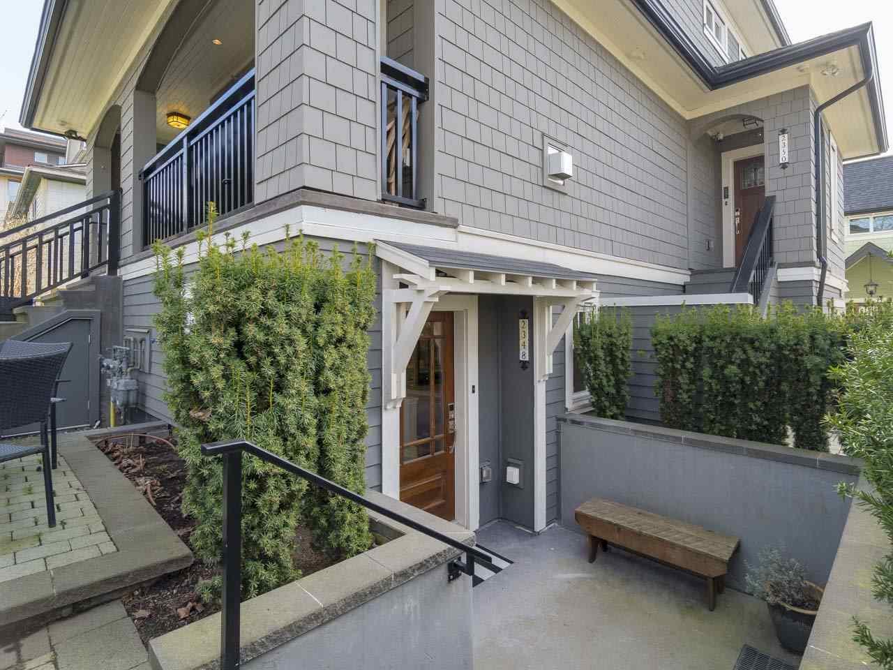 Sold: 2348 W 8th Avenue, Vancouver, BC
