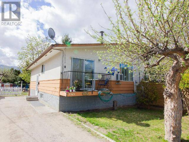 Townhouse for sale at 2349 Bossert Ave Kamloops British Columbia - MLS: 154474