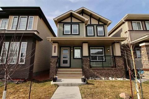 House for sale at 2349 Casey Cres Sw Edmonton Alberta - MLS: E4152026