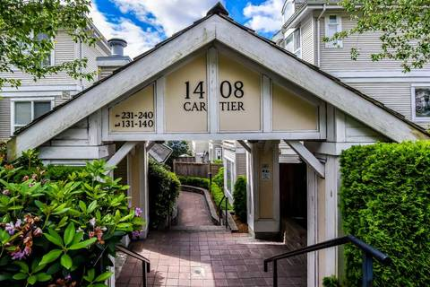 Townhouse for sale at 1408 Cartier Ave Unit 235 Coquitlam British Columbia - MLS: R2376170