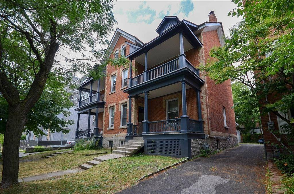 Townhouse for sale at 237 Wilbrod St Unit 235 Ottawa Ontario - MLS: 1171701