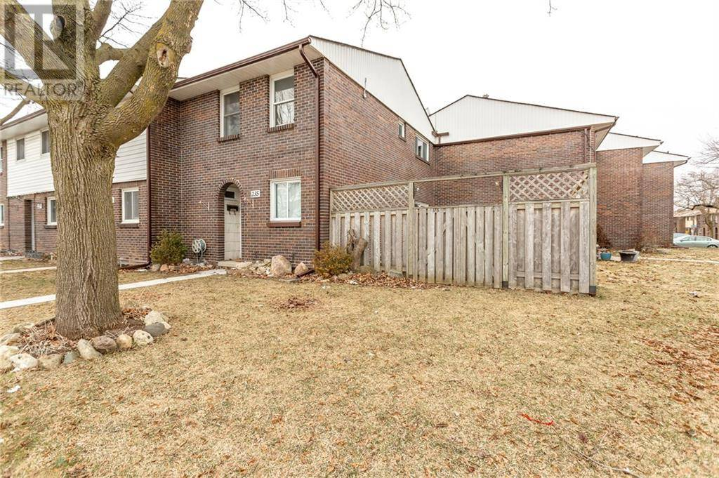 Townhouse for sale at 31 Greengate Rd Unit 235 Guelph Ontario - MLS: 30797634