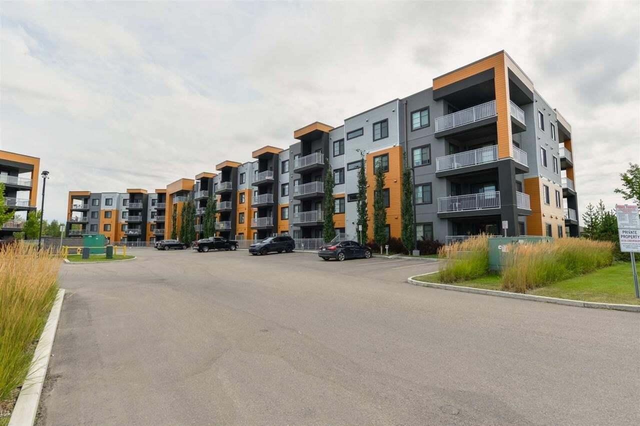 Condo for sale at 503 Albany Wy NW Unit 235 Edmonton Alberta - MLS: E4211597