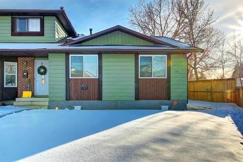 Townhouse for sale at 235 Aboyne Pl Northeast Calgary Alberta - MLS: C4286307